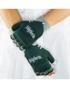 Harry Potter - gants moufles mitaines Slytherin