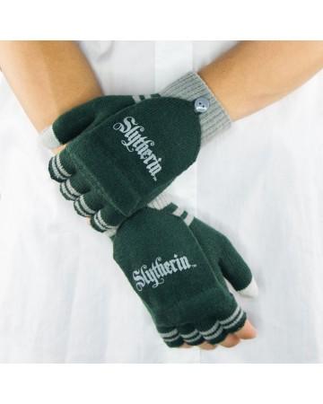 Harry Potter - gants moufles mitaines Slytherin