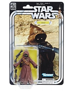 "Star Wars - Black Series - 40th Anniversary 6"" - Jawa (Episode IV)"
