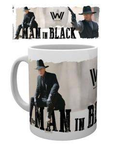 Westworld - mug Man in Black
