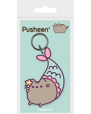 Pusheen - Porte-clé PVC Purrmaid