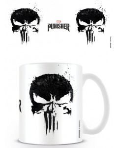 The Punisher (Netflix) - Mug Logo Skull