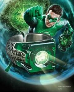 Green Lantern - Anneau lumineux