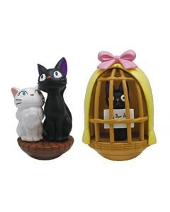 Kiki la petite Sorcière - Figurines culbuto Jiji & Lili