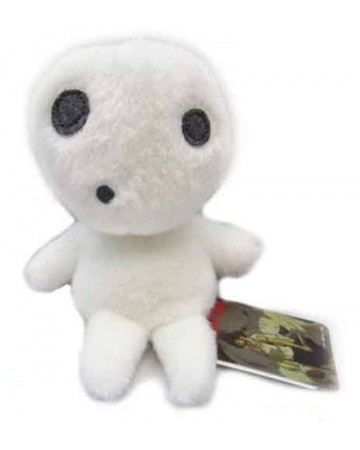 Mononoke Hime - peluche zip Kodama 12 cm