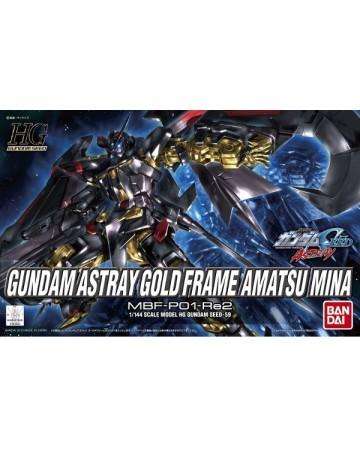 Gundam - HG 1/144 Astray Gold frame Amatsu Mina