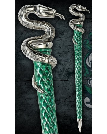 Harry Potter - stylo Serpentard
