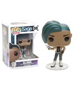 Saga - Pop! - Alana w/ Gun
