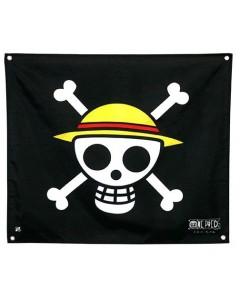 One Piece - Drapeau Jolly Roger (Skull Luffy) 50 x 60 cm