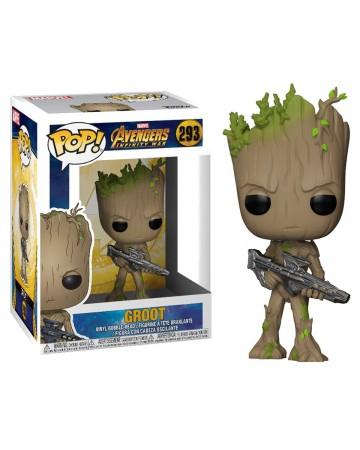 Marvel : Avengers Infinity War - Pop! - Groot