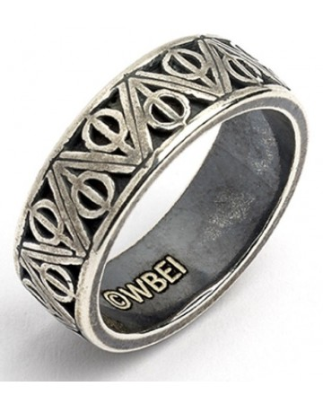 Harry Potter - Bague Deathly Hallows Taille L