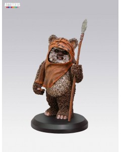 Star Wars - Attakus - Statue Elite - Wicket 9 cm