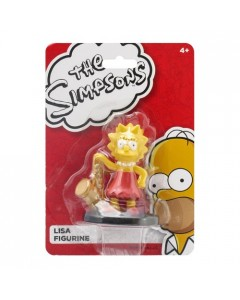Les Simpsons - mini-figure 3D - Lisa