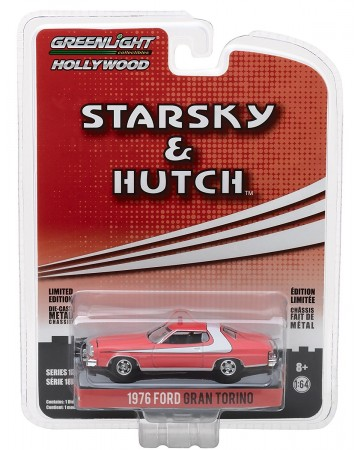 Starsky & Hutch - 1/64 1976 Ford Gran Torino