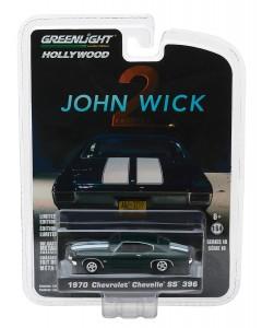 John Wick 2 - 1/64 1970 Chevrolet Chevelle SS 396