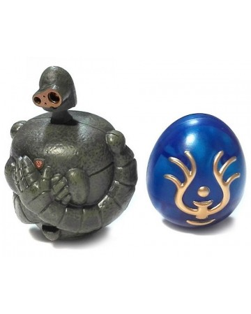 Laputa Castle - Figurines 2-Pack Culbuto Amulette & Robot