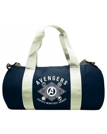 "Marvel - Sac de sport Avengers ""Earth's mightiest heroes"""
