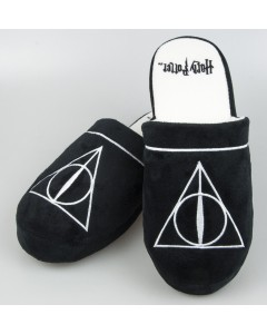 Harry Potter - Chaussons Deathly Hallows 42/45