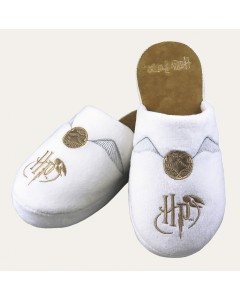 Harry Potter - Chaussons Golden Snitch (Vif d'Or) 38/41