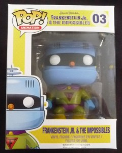 VAULTED - Hanna-Barbera - Pop! - Frankenstein Jr.