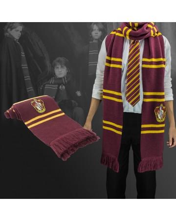 94cf18a27843 Harry Potter - écharpe deluxe Gryffindor - Imagin ères