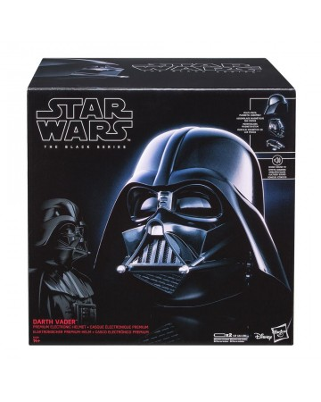 Star Wars - Black Series - Casque électronique premium Darth Vader