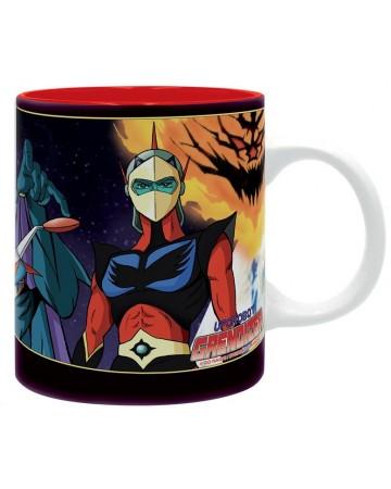 Goldorak - Mug Actarus