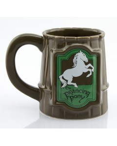 Lord of the Rings - Grand mug 3D Prancing Pony