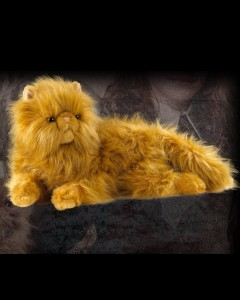 Harry Potter - Peluche Pattenrond 43 cm de long