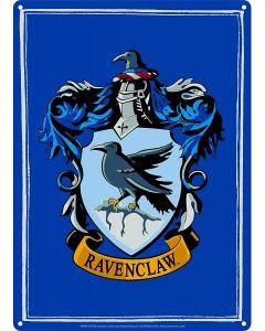 Harry Potter - Panneau métallique Ravenclaw