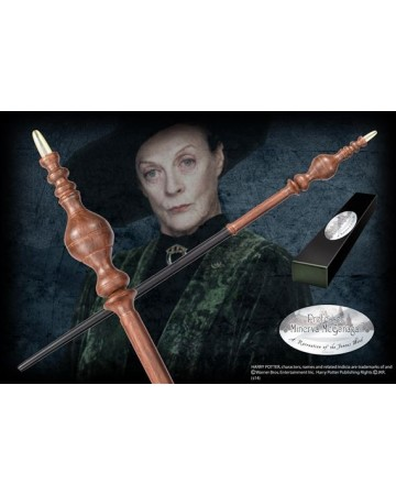 Harry Potter - baguette Professeur McGonagall