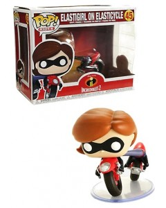 Pixar - Pop! - Incredibles 2 - Elastigirl on Elasticycle