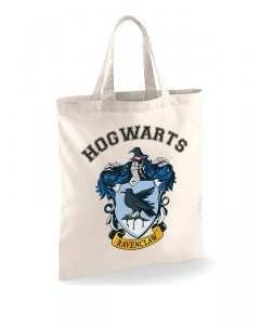 Harry Potter - Sac shopping Hogwarts - Ravenclaw