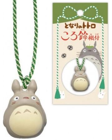 Mon voisin Totoro - Strap porte-clé Totoro gris