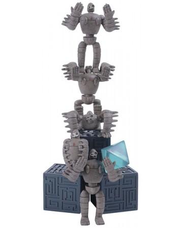 Laputa Castle - Figurines empilables Robot
