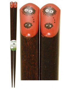 Mon Voisin Totoro - baguettes Kurosuke Rouge