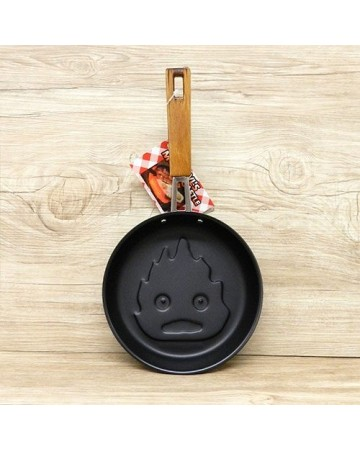 Howl's Moving Castle - Poêle à pancake Calcifer