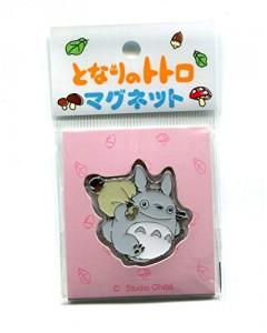 Mon Voisin Totoro - Aimant Totoro gris running