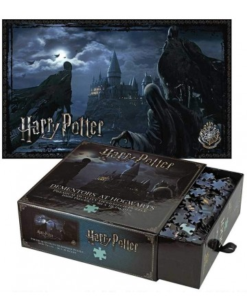 Harry Potter - Puzzle Dementors at Hogwarts (1000 pièces)