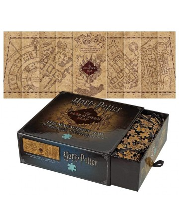 Harry Potter - Puzzle Marauder's Map (1000 pièces)