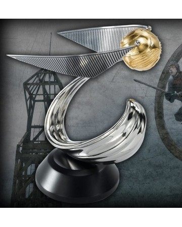 Harry Potter - Sculpture Vif d'Or