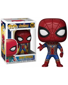 Marvel : Avengers Infinity War - Pop! - Iron Spider