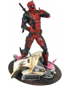 Marvel - Gallery - Statue PVC Deadpool Taco Truck