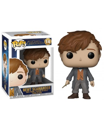 Fantastic Beasts 2 The Crimes of Grindelwald - Pop! - Newt Scamander