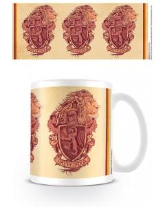 Harry Potter - Mug Gryffindor Lion Crest