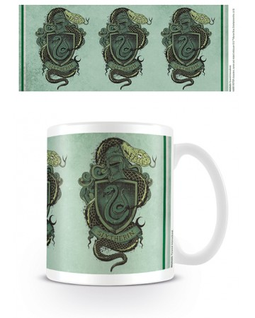 Harry Potter - Mug Slytherin Snake Crest