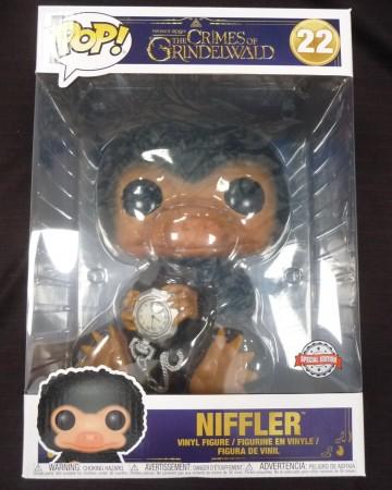 """Fantastic Beasts 2 The Crimes of Grindelwald - Pop! - Niffler 25 cm (10"""")"""