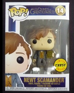 Fantastic Beasts 2 The Crimes of Grindelwald - Pop! - Newt Scamander CHASE