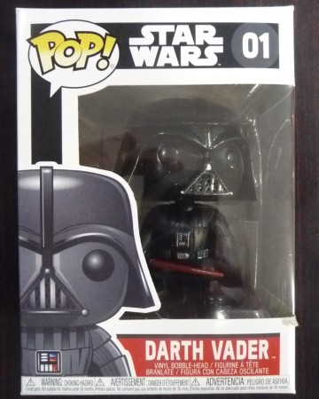 Star Wars - Pop! - Darth Vader