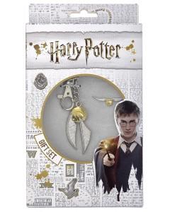 Harry Potter - Set porte-clé et pins Golden Snitch